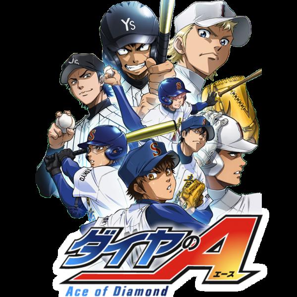 Diamond No Ace Amino: Top 25 Anime In 2016