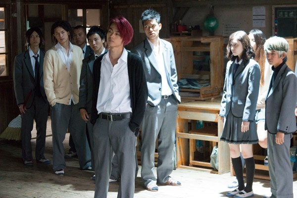 assassination classroom live action full movie eng sub