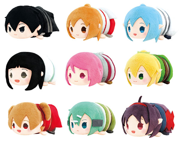 [New Arrivals 7.4.16] SAO II, Dragon Ball, Gudetama Figures & more