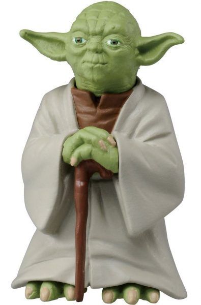 Master Yoda igure