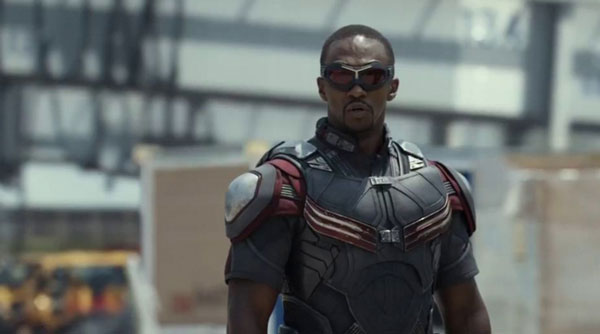 Sam Wilson as Falcon