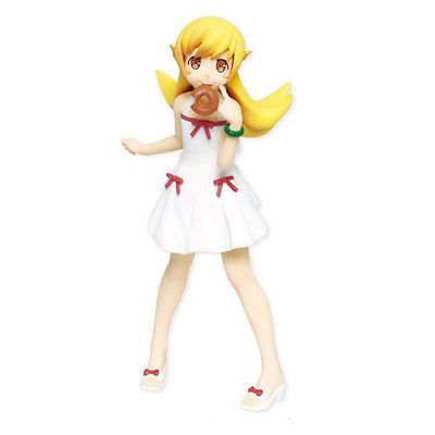 Oshino Shinobu Premium Figure - Monogatari Series: Second Season