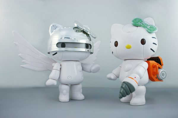 Robot Hello Kitty Event