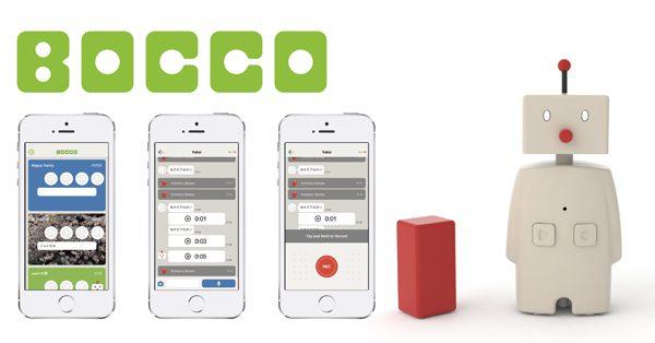 BOCCO kickstarter project