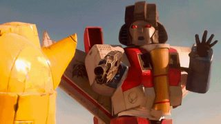 Transformers Still 1