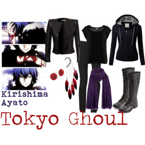 Ayato Tokyo Ghoul Polyvore