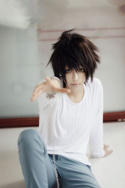 L Death Note Cosplay