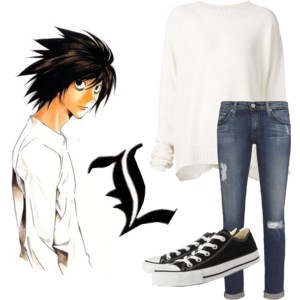 Photo Source Actual-Sinnamonrol via Polyvore  sc 1 st  Otaku House & 5 Easy Cosplay Ideas on a Budget for Your Next Con Under $25 u2013 Otaku ...