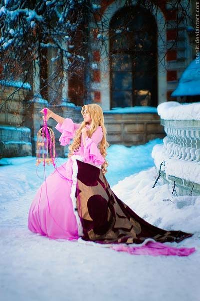 Nunnally Cosplay